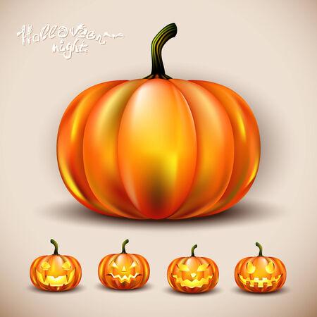 Calabazas de Halloween
