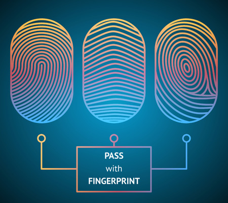 identification: Pass with Fingerprint