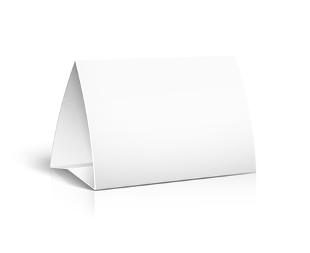table paper card