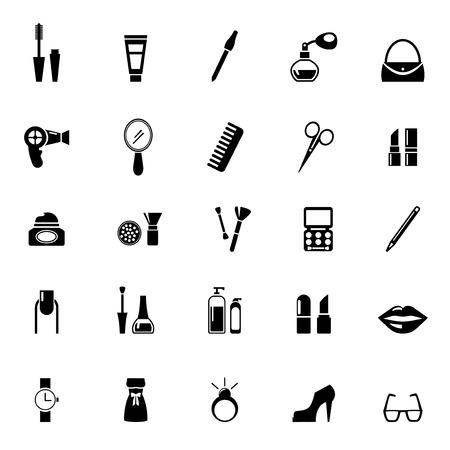 aseo personal: Invente iconos