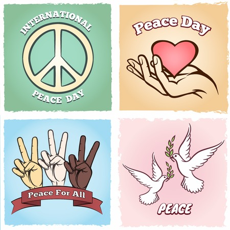 disarmament: Day of Peace posters