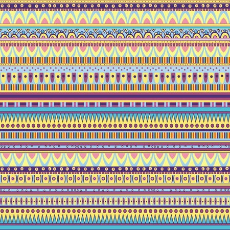 ethnic geometric pattern Vector