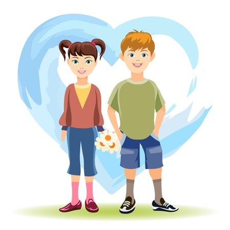 boy child: Primo amore