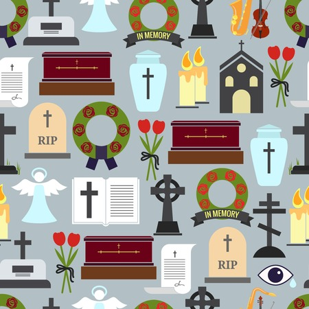 mournful: Funerals and Mournful Ceremony Patterns