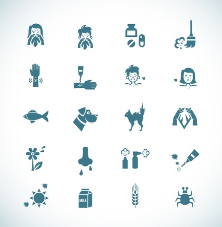 coeliac: Allergies icons