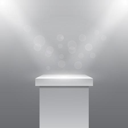 Vector Pedestal