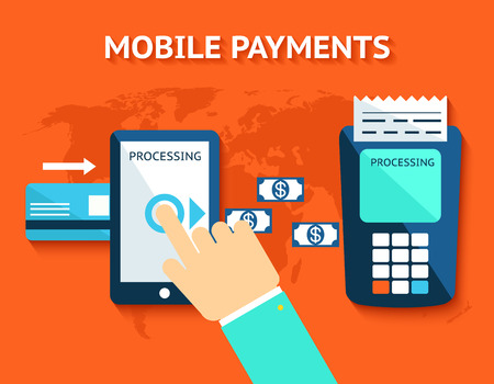 mobile banking: Mobile payments and near field communication, NFC
