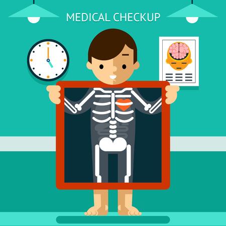 huesos: Mobile salud mHealth, diagn�stico y seguimiento de pacientes que utilizan dispositivos m�viles Vectores