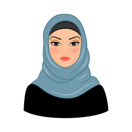 arab girl: Arabic muslim woman