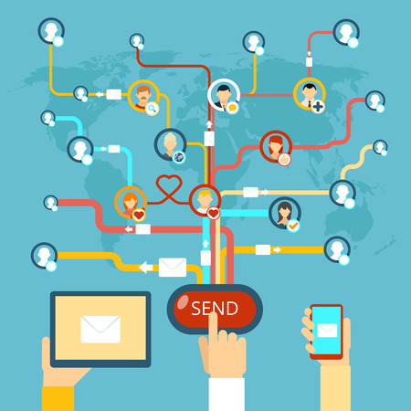 mobile marketing: Email marketing