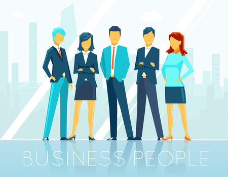 home group: Business people