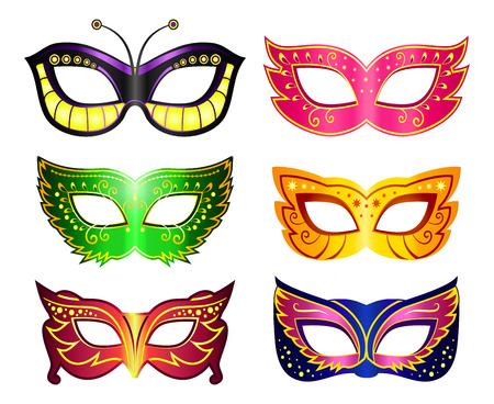 teatro mascara: Mascarada máscaras