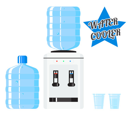hot water bottle: water cooler