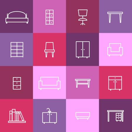 Accueil icônes intérieurs
