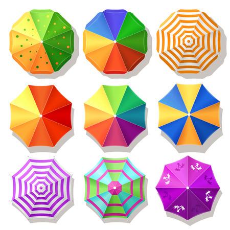 비치 우산