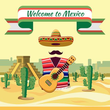 kukulkan: Welcome to Mexico