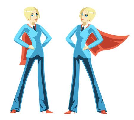 business woman: Confident business woman