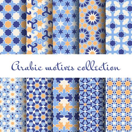 Islamic backgrounds Illustration