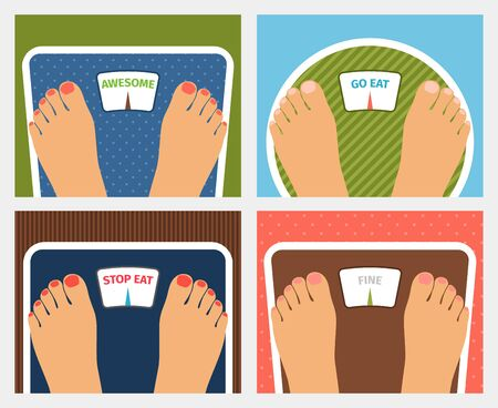 weight control: Vector weight control