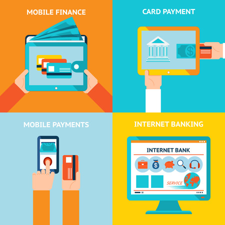 mobile banking: Online and mobile banking