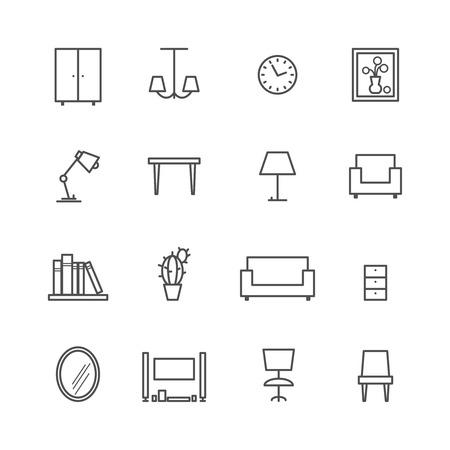 letti: Icone di mobili Linea