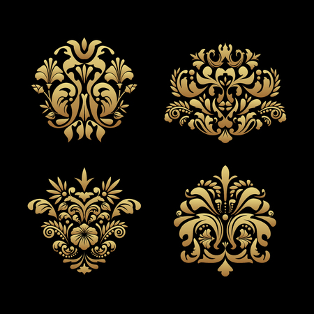 illustration decor baroque texture ornament luxury background stock vector download of textures handmade