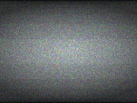 TV noise seamless texture. No signal and error concept. Digital texture pattern video, vector illustration 向量圖像
