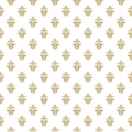 eleganz: Königliche Muster. Nahtlose Hintergrund und Dekor Eleganz, Element endlos, Vektor-Illustration