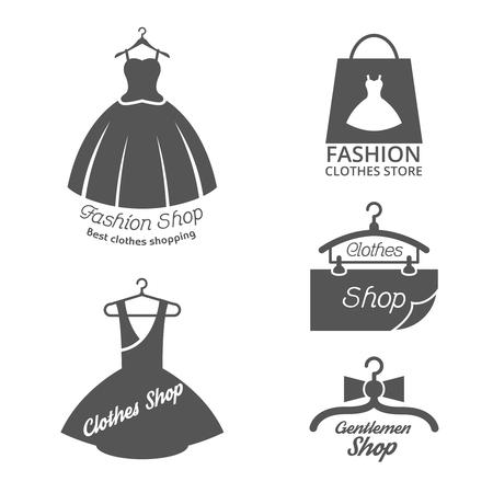 fashion label: shop fashion label, icon fashion shop