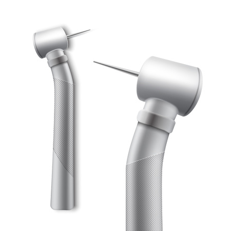 Stainless dental drill