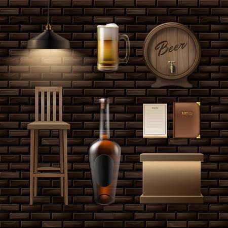stopcock: Bar, pub stuff