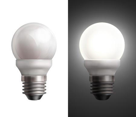 e27: Energy saving lamps