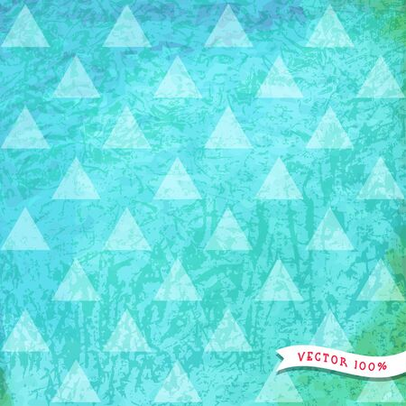Abstract vector background. Beautiful texture and pattern with triangles.