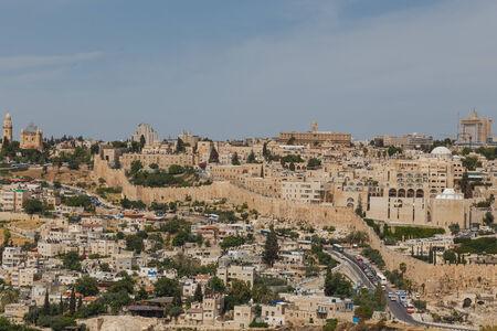 Jerusalem Panorama   Israel