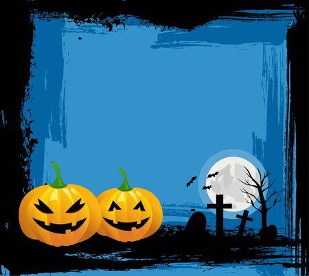 fruit bat: Halloween Background  Stock Photo
