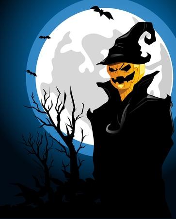 frighten: Pumpkin Jack