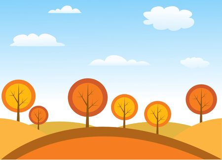 rowan tree: autumn tree