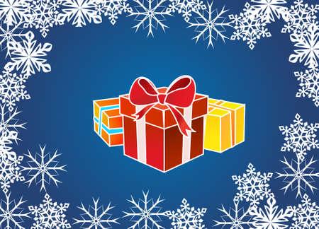 present box Stock Vector - 11386663