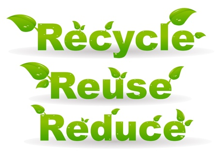 reduce: Recycle background