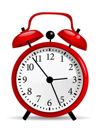 timepiece: Clock vector illustration