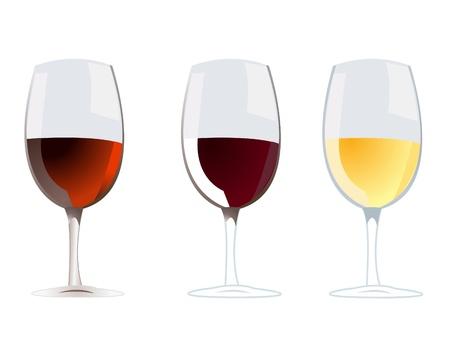 wine vector Stock Vector - 13737634