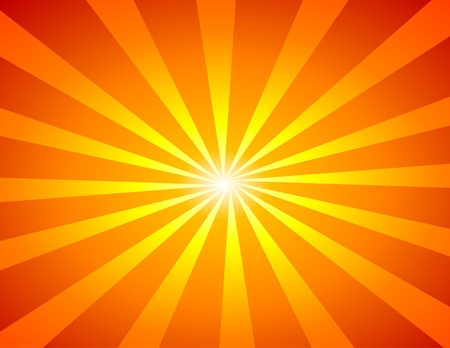 sunrays: Sunburst vector