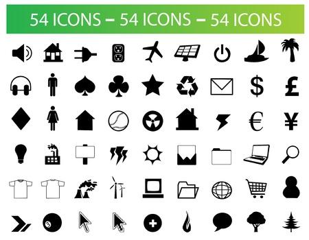 icon set Stock Vector - 20362687