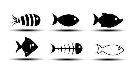 Fish Icons 向量圖像