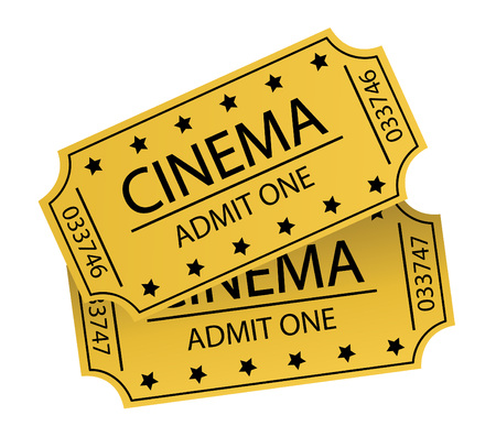 movie ticket: cinema tickets
