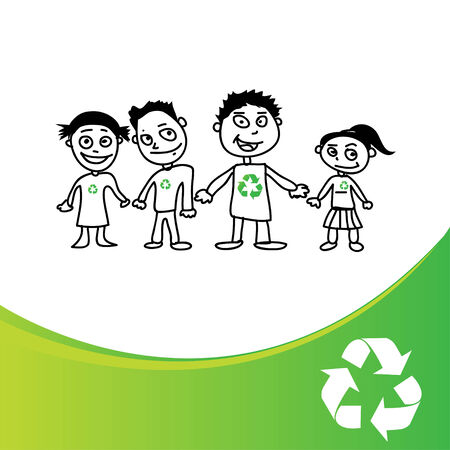 recycles: recycles kids