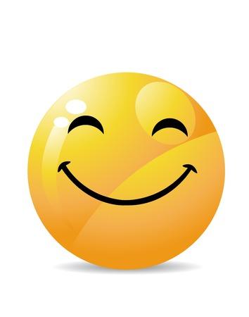glossy Emoticon