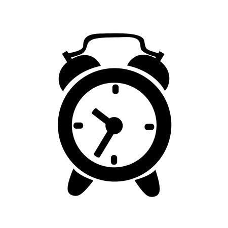 alarm clock: alarm clock icon