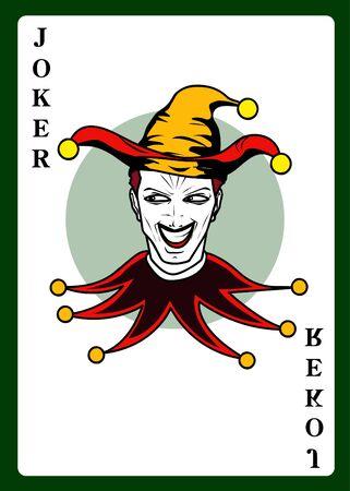 joker naipe: Joker carta