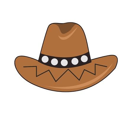 stetson: cowboy hat